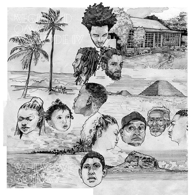 Reginald Omas Mamode IV | Where We Going?