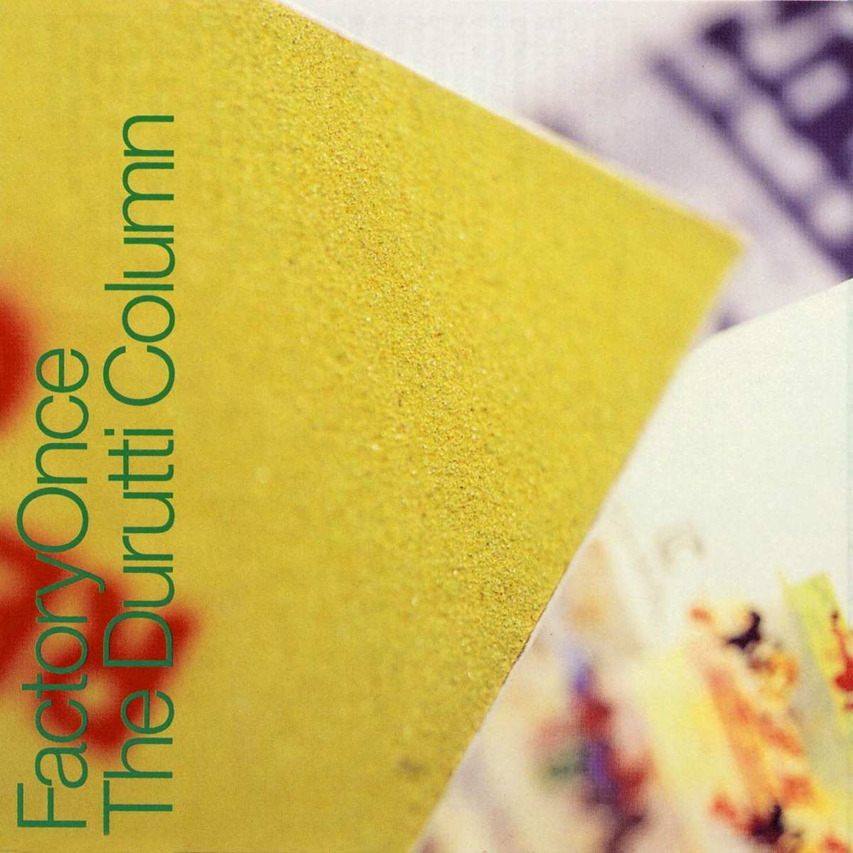 The Return Of The Durutti Column (1980)