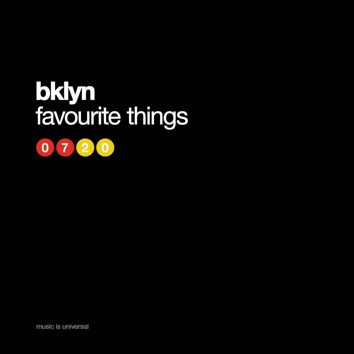 bklyn | favourite things 7.20