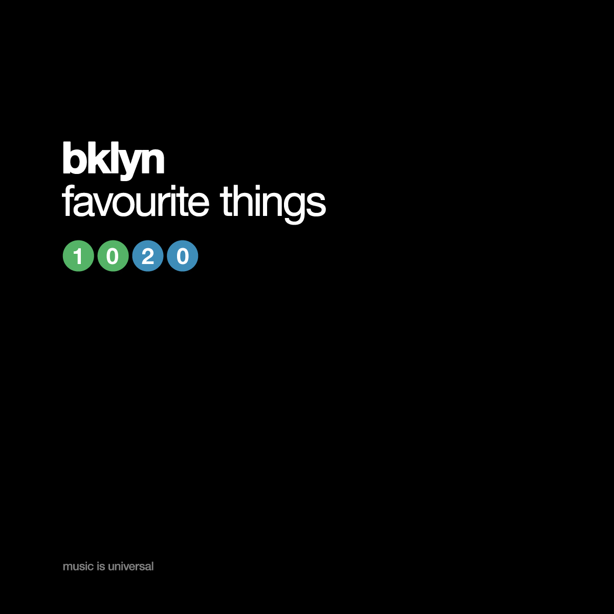 bklyn | favourite things 10.20