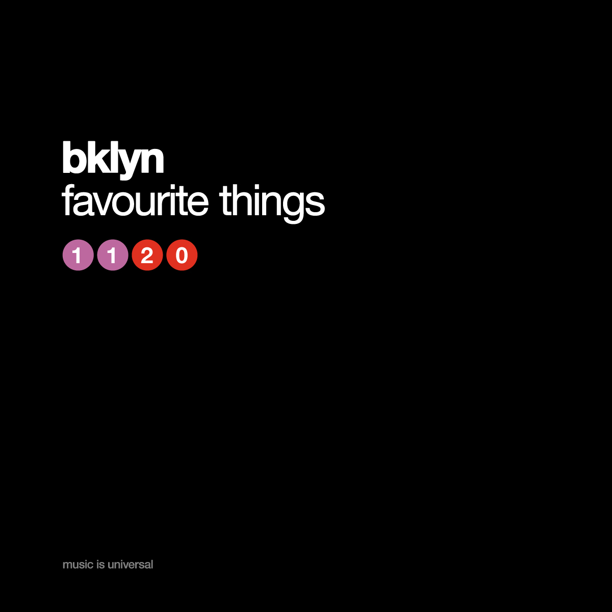 bklyn | favourite things 11.20