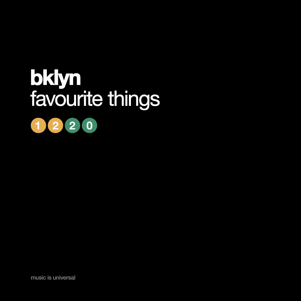bklyn | favourite things 12.20