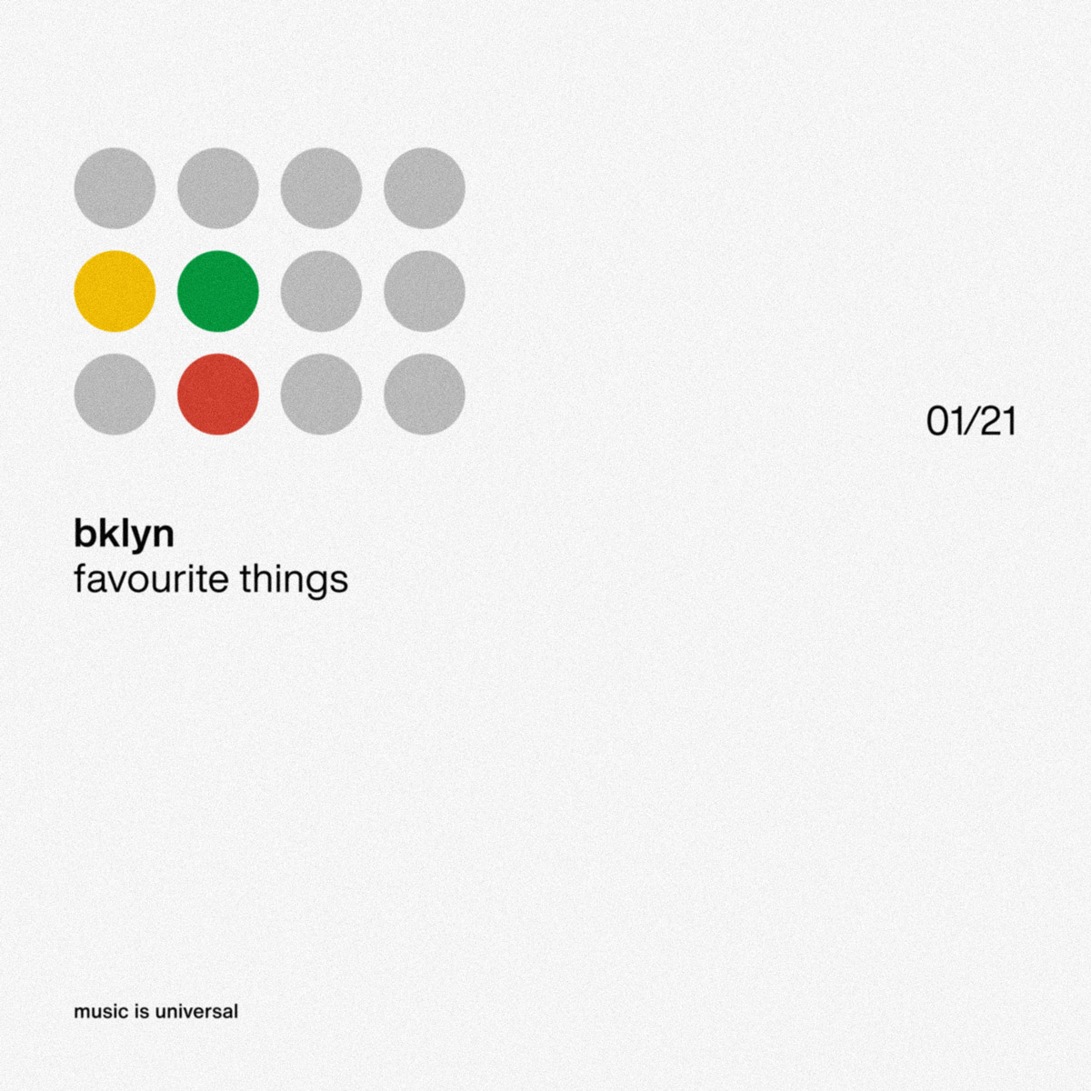 bklyn | favourite things 1.21