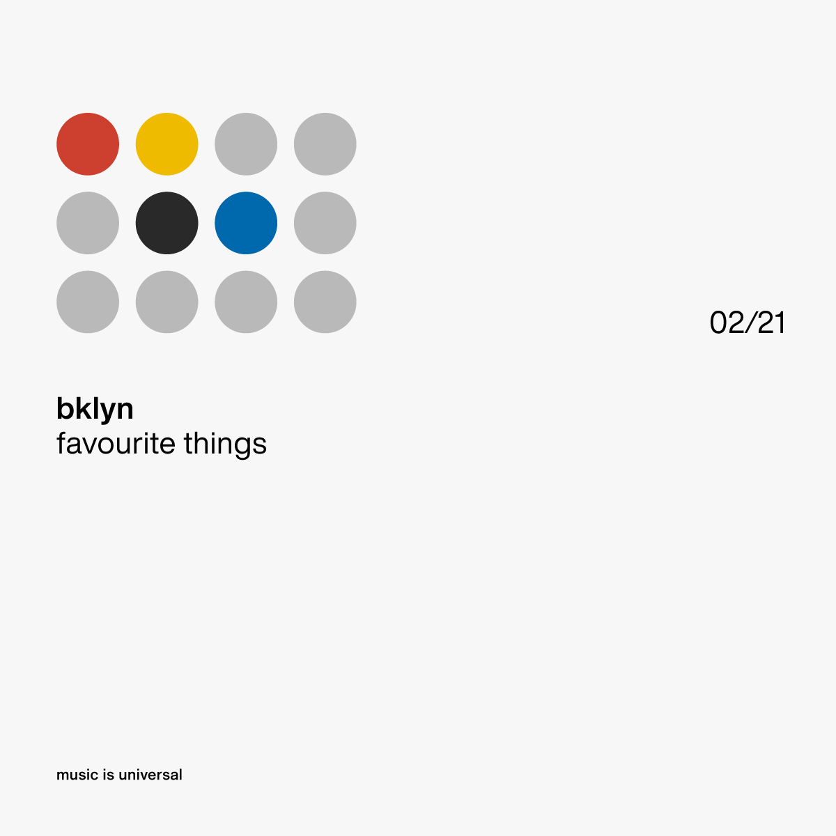 bklyn | favourite things 2.21