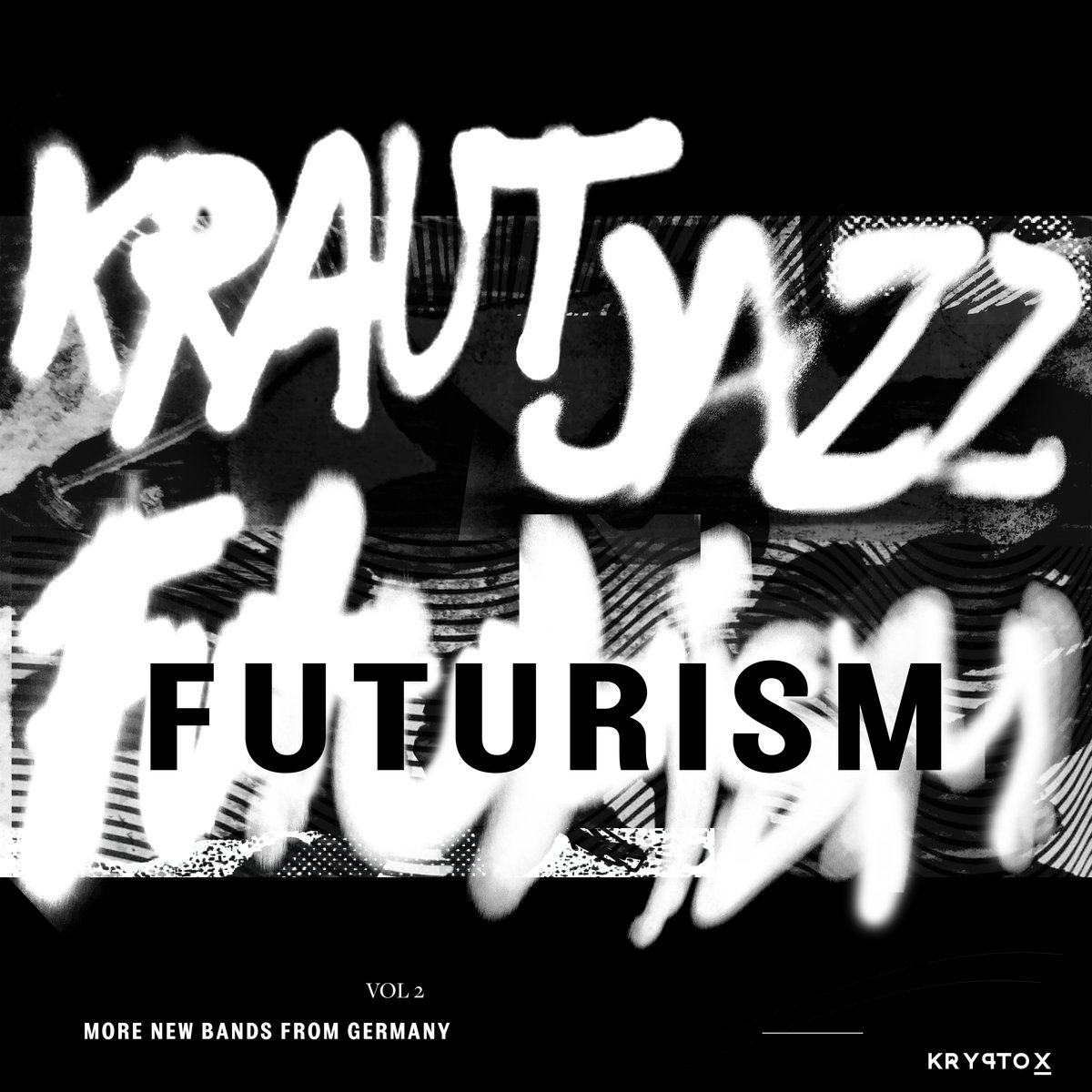 Mathias Modica | Kraut Jazz Futurism Vol. 2