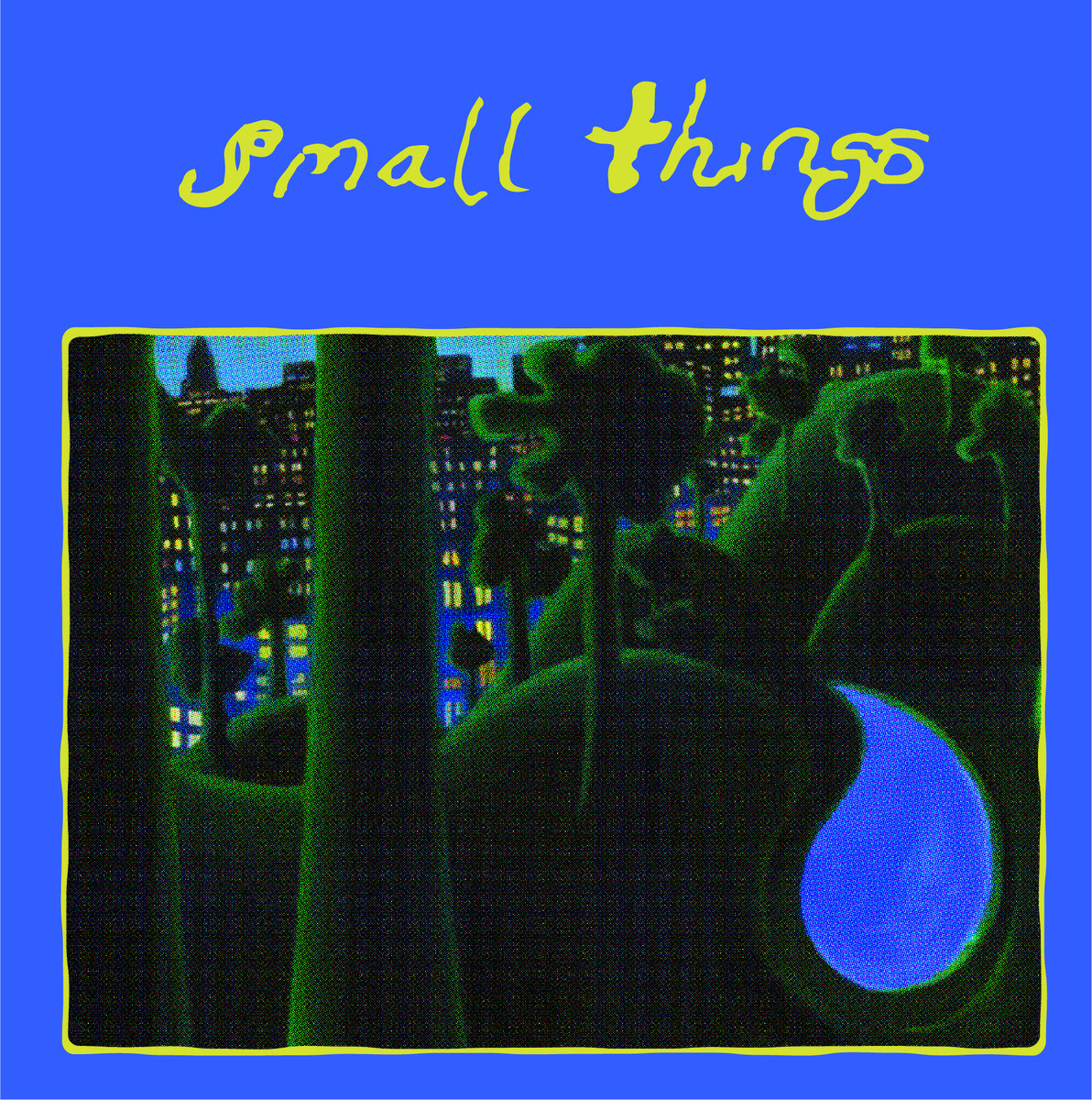 Nick Hakim & Roy Nathanson | Small Things