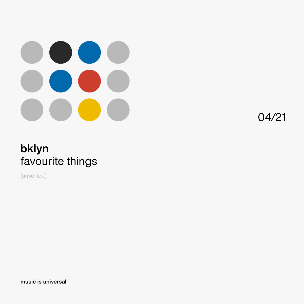 bklyn | favourite things 4.21