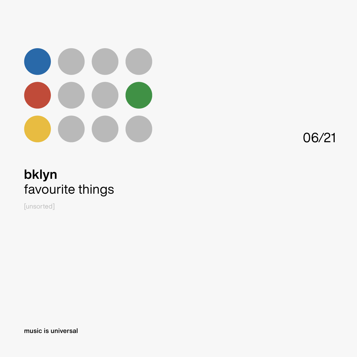 bklyn | favourite things 6.21