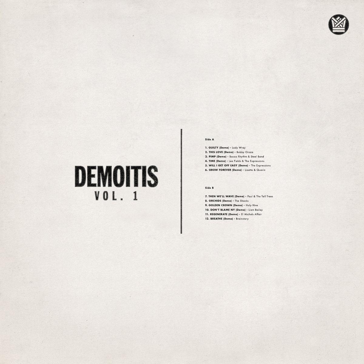 Big Crown Records |Demoitis Vol. 1